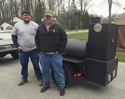 Smoker sale in PA